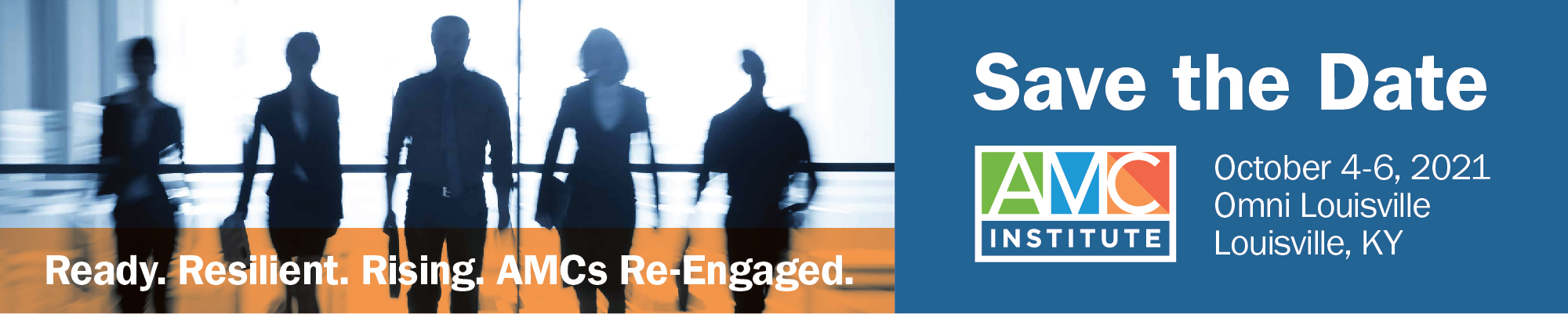 AMCI Save the Date Re-Engaged
